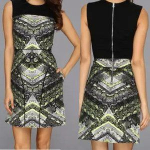 NWT Kenneth Cole New York Tessa Dress Size 8